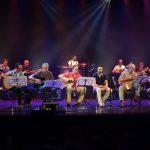 12e GrootGitaarGala in het klein: 120 gitaristen in de BaerneZaal