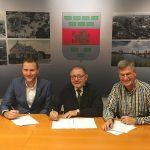 Nieuw Barendrechts coalitieakkoord getekend door EVB, CDA en SGP/CU