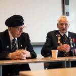 Oorlogsveteranen maken geschiedenis voelbaar voor Daltonleerlingen