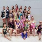 GV Barendrecht zoekt talenten (6-12 jaar) voor Ritmische Gymnastiek