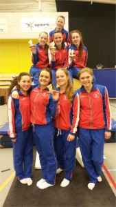 Springsters GVB Nederlands Kampioen!