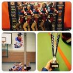 GVB Twisters 3de bij voorronde NK Cheerleading 2015