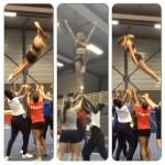 GVB Twisters Cheerleaders naar voorronde NK Cheerleading