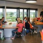 Workshops over gezond eten en leven: Kinderen razend enthousiast over BAR-gezond