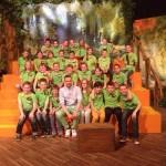 Groen van Prinsterer (Barendrecht) op TV bij 'Het Mysterie van' (RTL8)