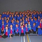 Mooi begin wedstrijd seizoen voor Jazzdance GVB