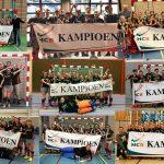 Maar liefst 20 teams van Hockeyclub Barendrecht zaalkampioen