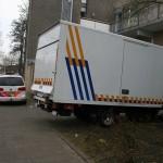 Hennepkwekerij ontdekt aan de Jan Gilles Oemvliet in Barendrecht
