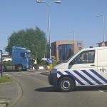 Eis: 8 jaar cel voor dodelijk ongeval met vrachtauto op rotonde Bijdorpplein in Barendrecht