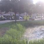 Vrouw gewond na val aan de Ravesteyndreef in Barendrecht