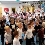 Basisscholen in Barendrecht starten met Kinderboekenweek (OBS De Draaimolen)