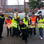 Speurtocht: Kinderen op zoek naar sporen van inbrekers