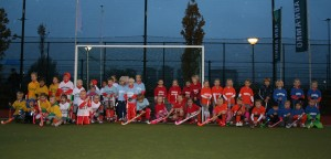 Landencompetitie Hockeyclub Barendrecht van start