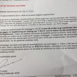 Nep boetes voor illegale film downloaders bezorgd in Barendrecht
