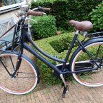 Weer gestolen fiets uit Barendrecht opgedoken in Rotterdam