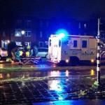Meisje aangereden door auto op de Portlandse Baan in Barendrecht (Carnisselande)