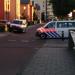 Twee mannen aangehouden na achtervolging met politieheli aan de Swarttouwhaven/Meeshaven in Barendrecht