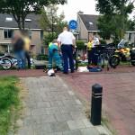 Kat veroorzaakt ongeval aan de Boerhaavelaan, vrouw raakt gewond aan gezicht (Barendrecht)