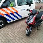 Scooter aangereden op rotonde 1e Barendrechtseweg (Barendrecht)