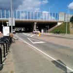 1e Barendrechtseweg, Viaduct A15