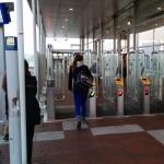 OV-poortjes station Barendrecht gesloten