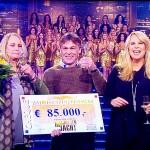 Gert uit Barendrecht wint €85.000 bij Miljoenenjacht