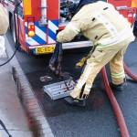 Keukenbrand in woning aan de Stationsweg in Barendrecht