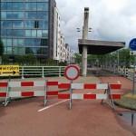 Vervanging luifels TramPlus-bruggen aan de Avenue Carnisse