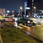Scooterrijder aangereden bij rotonde Dierensteinweg in Barendrecht