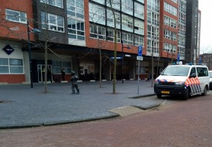 Politiepost Middeldijkerplein wordt Veiligheidspost