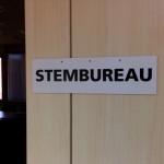 Stembureau, Gemeentehuis Barendrecht