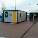 Stembureau NS station Barendrecht niet op tijd open door 'onvoorziene omstandigheden'