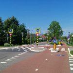Snel maatregelen nodig voor onoverzichtelijk kruispunt op Middeldijk