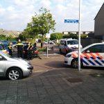 Twee mannen aangehouden vanwege vechtpartij aan de Mozartstraat