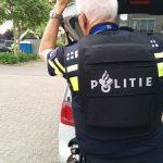 Schoonmaakster activeert overval alarm: Politiehelikopter boven Koperwiek