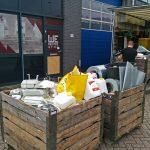 Hennepkwekerij met 1.000 planten ontmanteld op bedrijventerrein Bijdorp-West
