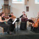 Dostojevski Kwartet maakt naam waar bij concert in Dorpskerk