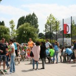 Ruim 300 kinderen spelen tijdens Sport- en Spelmiddag Vrijenburg, Barendrecht