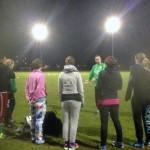 30+ dames voetbalteam zoekt enthousiaste dames: Vrijblijvend een balletje trappen