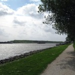 Oude Maas, Barendrecht
