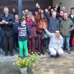 Stichting Present tijdens NLdoet met cliënten Zuidwester naar De Kleine Duiker in Barendrecht