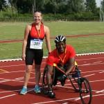 Aangepast sporters CAV Energie pakken 4x brons en EK kwalificatie in Berlijn