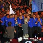 Demo 2 GV Barendrecht Nederlands Kampioen Jazzdans bij Fantastic Gymnastics
