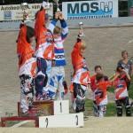Zonnige ontknoping Club2 BMX met veel podiumplaatsen voor Barendrecht