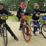 Nova, Stijn, Luc en Boyd Zuid Hollands Kampioen BMX (FCC Barendrecht)