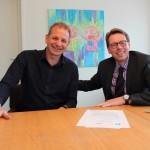 Samenwerkingsovereenkomst Humanitas-DMH en Present Barendrecht