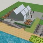 Opening Theehuis in Zuidpolder gepland voor najaar 2016