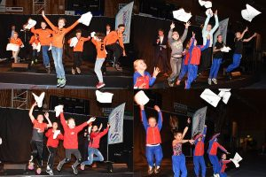 Sportieve jeugdkampioenen Barendrecht 2015/2016 gehuldigd