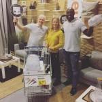 Jongerenwerk KijkOpWelzijn als tegenprestatie met kookclub naar IKEA