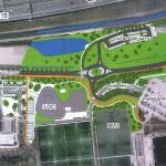 110 extra parkeerplaatsen rondom Sportpark de Bongerd (Dierensteinweg, Barendrecht)